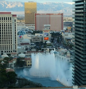 California Moves to Las Vegas and it's not just the 1%.