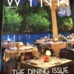 Wynn Las Vegas Celebrates 'Dining Issue' of Wynn Magazine