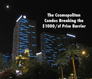 Las Vegas High Rise Condos Sold in January 2015