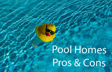 Buying a Pool Home?  Pool Home FAQs