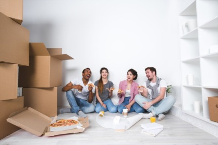 Buying a Home With Friends