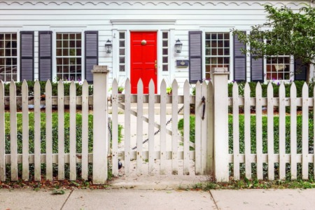 Curb Appeal for Homeowners On a Budget