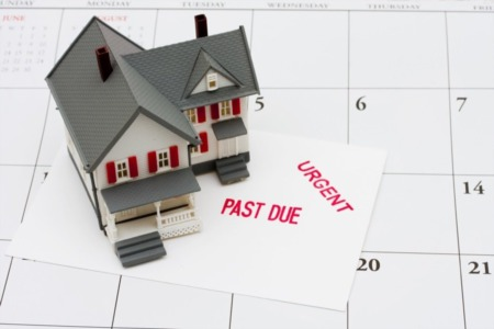Handling a Late Mortgage Payment