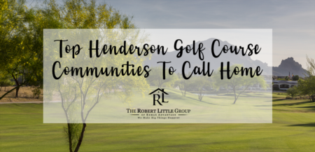 The Best Golf Course Communities in Henderson NV