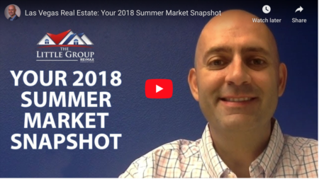 Your 2018 Summer Market Snapshot