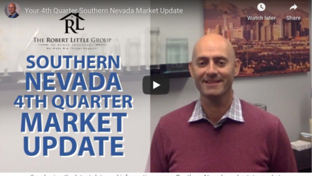 Your 4th Quarter Southern Nevada Market Update