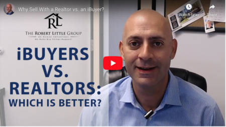 Why Sell With a Realtor vs. an iBuyer?