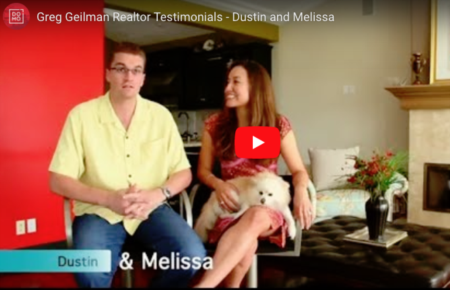 Dustin and Melissa Testimonial Video
