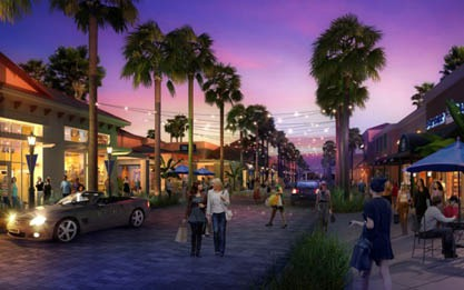 Manhattan Village Shopping Center Enhancement Project