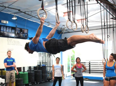 Local Business Spotlight: CrossFit Beach Box