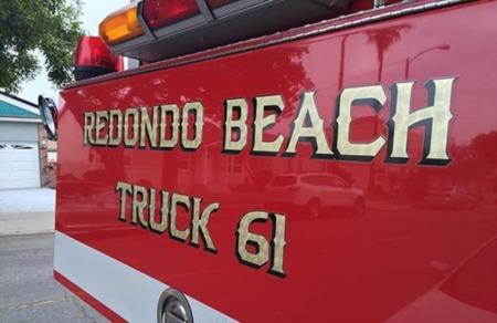 Giving Back: Redondo Beach Fire Department