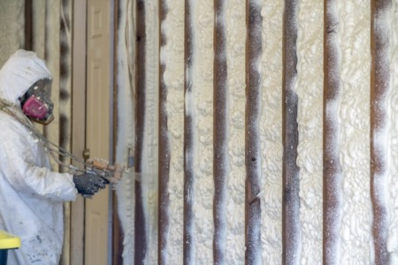 Why Homeowners Should Consider Spray-Foam Insulation When Re-Insulating Their Homes