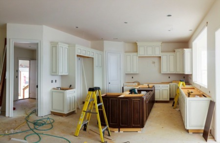 All About Refurbishing Kitchen Cabinets
