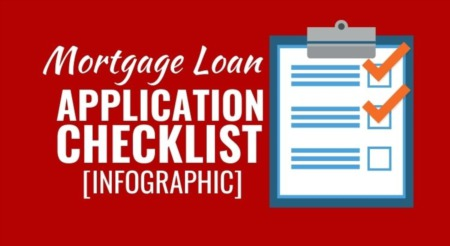 Mortgage Loan Application Checklist [Infographic]