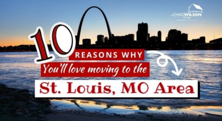 10 Reasons Why You'll Love Moving to the St. Louis Area [Infographic]