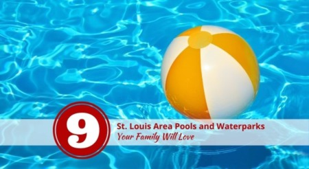9 St. Louis Area Pools and Waterparks Your Family Will Love