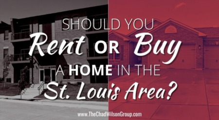Should You Rent or Buy a Home in the St. Louis Area?