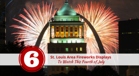 6 St. Louis Area Fireworks Displays To Watch This Fourth of July