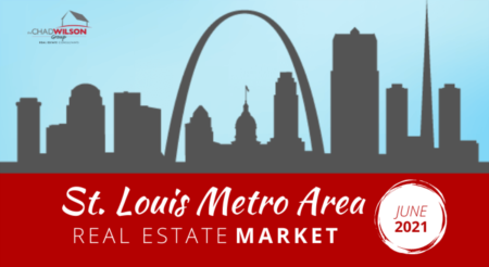 St. Louis Area Real Estate Market - June 2021