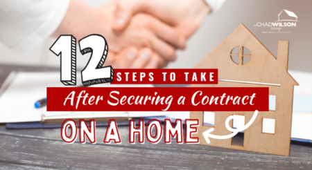 12 Steps to Take After Securing a Contract on a Home [INFOGRAPHIC]