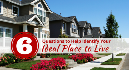6 Questions to Help Identify Your Ideal Place to Live
