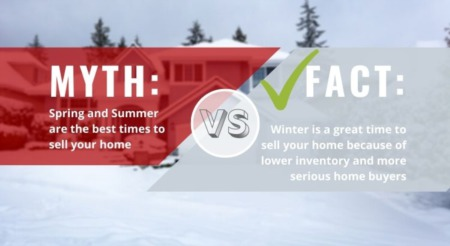 Myth vs Fact: The Best Time to Sell Your Home