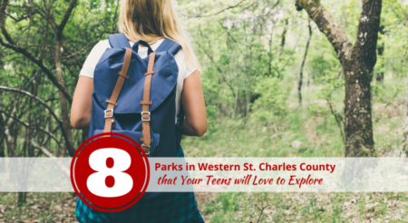 8 Western St. Charles County Parks that Your Teens will Love to Explore
