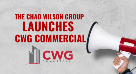 The Chad Wilson Group Launches CWG Commercial