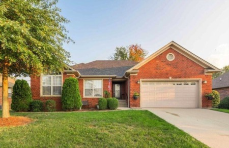 Beautiful home just listed by Danny Short in Sellersburg Indiana!