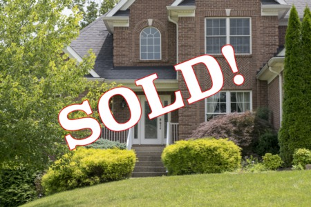 Congratulations Meridith Hamilton on another successful sale in Briar Hill Estates of Crestwood!