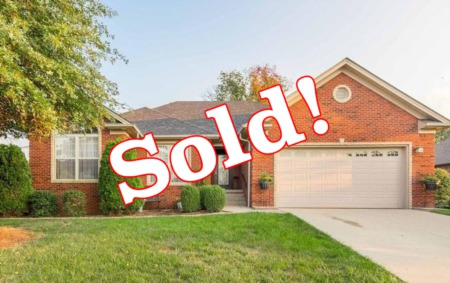 Congratulations Danny Short on the successful sale in Sellersburg's Yorktown Park!