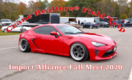 Import Alliance Fall Meet 2020