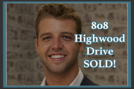 808 Highwood Drive closed with Sam Higdon!