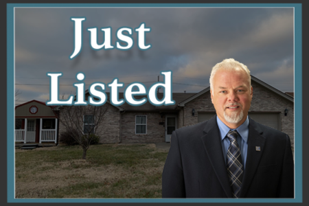 New listing in Jeffersonville!