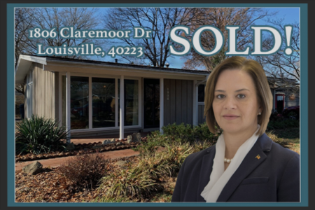 Home Sold With Melanie Crane! 1806 Claremoor Dr, Moorland Subdivision of Louisville