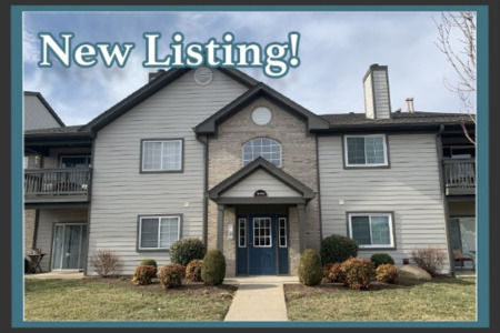 Just listed by Melanie Crane in the Worthington Glen Condos of Louisville!