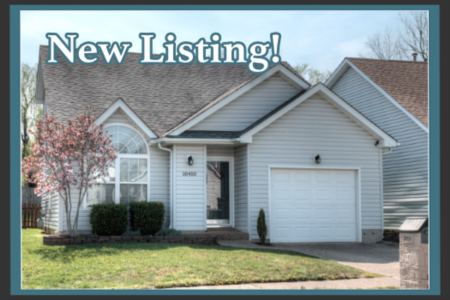 Just listed by Martin Crane in the Jeffersontown!