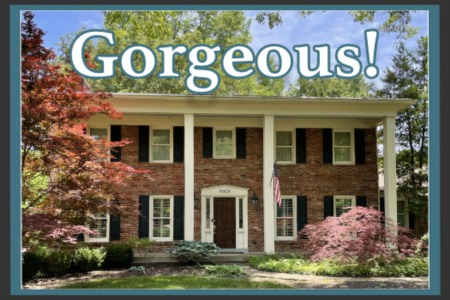 Prospect KY listing with Melanie Crane! Under Contract!