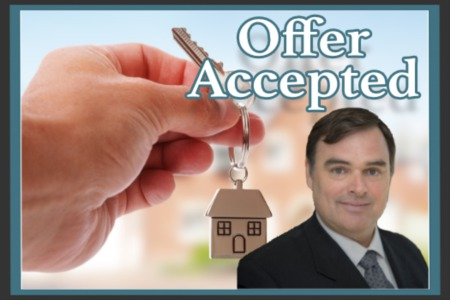 Offer Accepted with Martin Crane!
