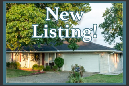 Beautiful Ranch listed in Clarksville, Indiana!