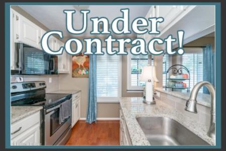 Home Under Contract with Daniel Schneider!