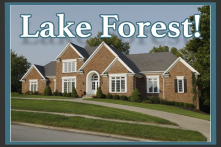 Stunning Home Listed with Melanie Crane in Lake Forest!