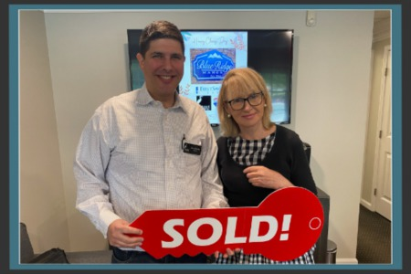 Another happy home owner!