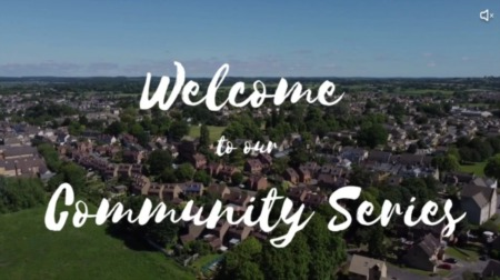 Welcome to Our Community Series!