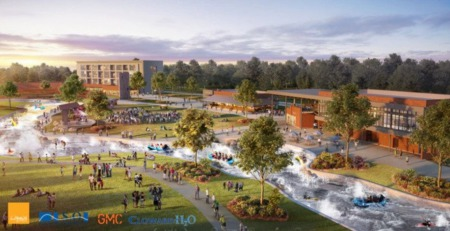 Community Events: Water Park Construction in Montgomery!