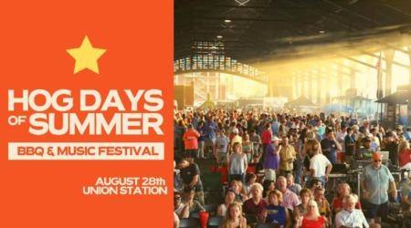 Community Events: 4th Annual Hog Days of Summer BBQ & Music Festival