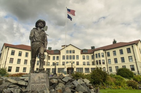 Historic Monuments in Alaska
