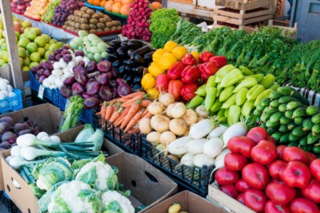 Where Are the Best Farmers Markets in Alaska?