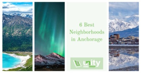 6 Best Neighborhoods in Anchorage, AK