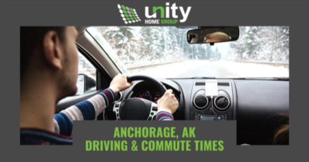 Anchorage Driving & Commute Times